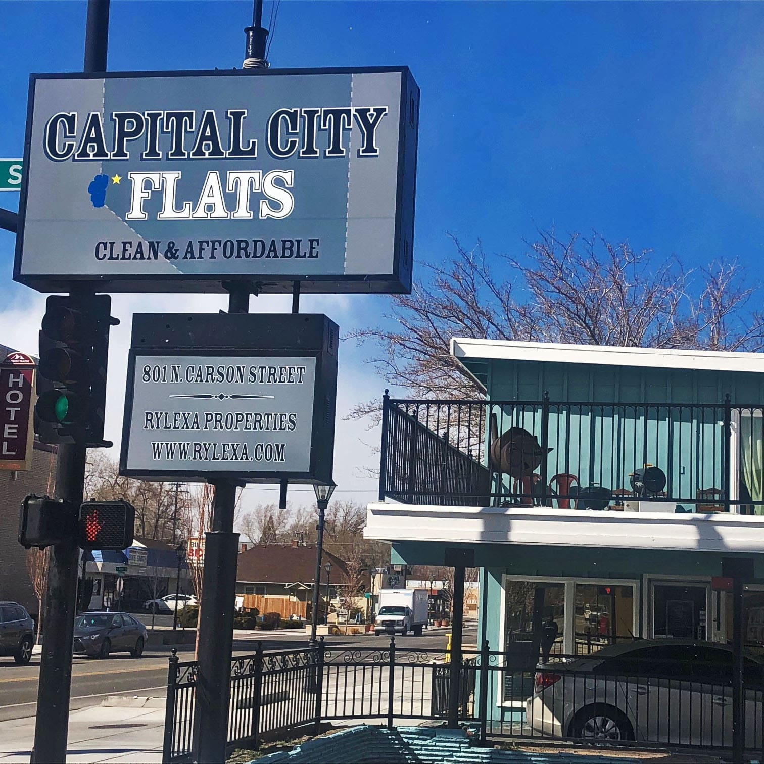 Capital City Flats | Carson City Nevada Apartments